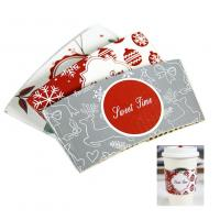 Buy cheap Full Color Imprint Coffee Cup Sleeve China promotional production from wholesalers