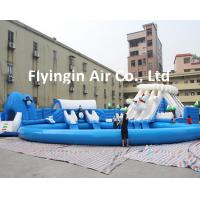 Giant Pvc Inflatable Water Slide Inflatable Swimming Pool Inflatable bounce for Kids and Adult