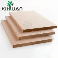 Best Plywood MDF Board for Furniture Wood Wall Panel 1830*3660 Decorative Wall Panel MDF From China Factory wholesale