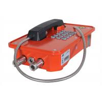 Best Intrinsic Safety Type Explosion Proof Robust Telephone in Hazardous Areas wholesale