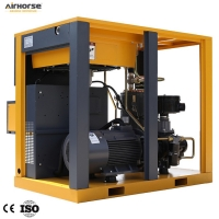 Best Nice Quality Oil Injected Coupling Direct Screw Air Compressor with inverter 55kw/75hp wholesale