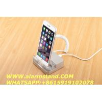 Best COMER anti-theft system for mobile phone stores Acrylic base security alarm mobile display stands wholesale