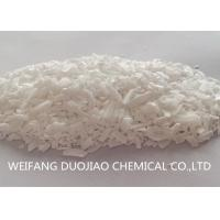 China CaCl2 Calcium Chloride Compound Anti Freezing Agent Of Beton , 24 Tons With Pallet on sale