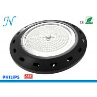 Quality UFO LED High Bay Lights 150W AC 90-305V With MEANWELL Driver For Warehouse and Supermarket wholesale