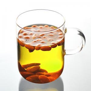 Best Single Wall Heat-Resistant Borosilicate Glass Tea Cup/ Dispenser / Coffee Pot / Teapot/ Milk Cup wholesale