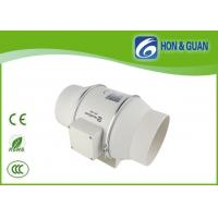 Details Of White 6 Inch No Noise Mixed Flow Inline