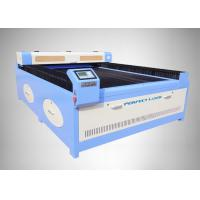 China High Accuracy Flat Bed CO2 Laser Cutting Machine / Glass Laser Engraving Machine on sale