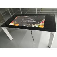 Best 43 Inch Coffee Table Capacitive Touch Display Interactive Touch Table wholesale
