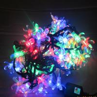 Best Christmas light Indoor high quality LED light Chian flowers for indoor and outdoor wholesale