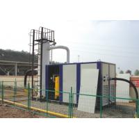 Best Electric Natural Gas Oil Injected Screw Compressor , One Stage , 560 kw , 15 bar wholesale