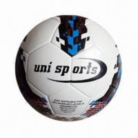 China Match Quality Soccer Ball with Fashionable Design and Official Size/Weight on sale