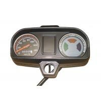 Best Universal Motorcycle Gauges For Honda , ABS Motor Gauges For Motor CG125 wholesale