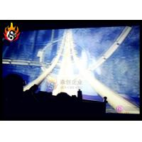 Best Outdoor 6D Movie Theater LED 19 inches with Special Effect System wholesale