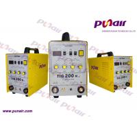 Quality DC Pulse TIG Processing Inverter TIG Welder TIG200M With Minimum Current 2A wholesale