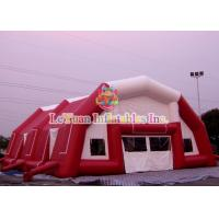 Best Reliable Air Outdoor Inflatable Tennis / Bar / Pub Tent For Event wholesale