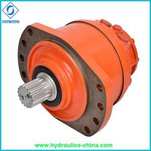 Best Steel Material Low Speed Hydraulic Motor / Slow Speed High Torque Motor wholesale