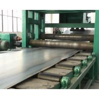 Professional Cut To Length Line Sheet Metal Cutting Machine With PLC System