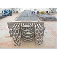 Best Steam Boiler Economizer , Carbon Steel Type H Finned Tube Economizer ASME Standard wholesale