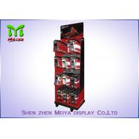 Best Counter Peg Hook Display Rack / Small Cardboard Display Stands To Mobile Accessories wholesale