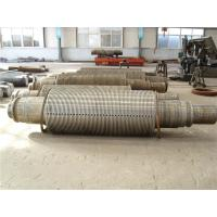Best Industrial Aluminum Rolling Tube Mill Rolls With High Hardness Diameter 450 - 800mm wholesale