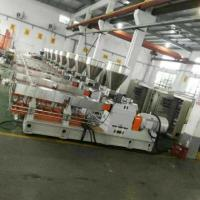 Best High Capacity Custom Plastic Extrusion Machine , One Year Warranty wholesale