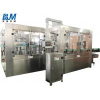 Buy cheap PET Bottle Soda Filling Machine / Filling And Packing Machine For Carbonated from wholesalers