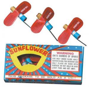 Buy cheap Sun Flower Novelties Fireworks (W530) from wholesalers