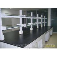 Buy cheap Adjustable Height Laboratory Fume Hood / Chemical Resistant Lab Tables from wholesalers