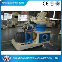 Best CE ISO Approval  Vertical Ring Die Bamboo Powder Pellet Mill Production Line wholesale