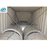 Best DIN ASTM GB AISI Aluminium Zinc Coated Steel GI Coil ISO SGS Certificate wholesale