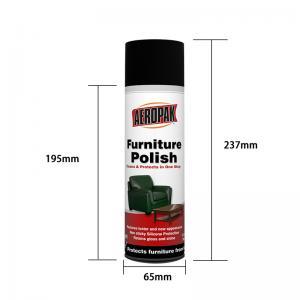 Best Household Care Anti Static 500ml Furniture Polish Spray wholesale