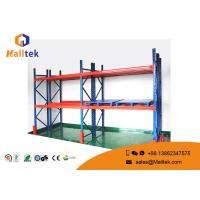 Best Steel Warehouse Pallet Shelving Corrosion Prevention For Industrial Storage wholesale
