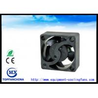 Best 17mm Long Lifespan Plastic Transformer Cooling Fans Axially Grooved Bearing wholesale