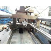 4Kw Metal Cold Roll Forming Machine / Rolling Shutter Making Machine With Cycloidal Reducer
