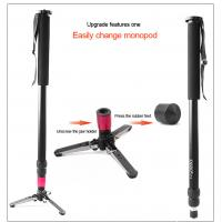 Best New Alloy Camera Camcorder portable monopod MF-3 wholesale