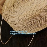 Best Black/Natural/off-white Strong Garden String Multi-Use Jute Twine Craft Rope Roll,30 M/Crafts Rope String Cords /Wedding wholesale