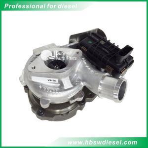 China Mazda BT-50 GTB22V Turbo BK3Q6K682AB,UH0513700, 8129710006, 812971 0002, on sale