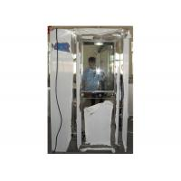 Best Automatic Stainless Steel Air Shower Tunnel KEL-AS1400P Series For One Personal wholesale