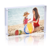 Best Plastic Acrylic Waterproof Clear Acrylic Photo Frame 4x6 Inch 10+10mm wholesale