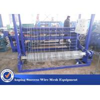 Best High Speed Cattle Fence Machine , Grassland Fence Making Machine Small Size wholesale