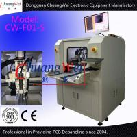 China Precision Printed Circuit Board Router Pcb Manufacturing Machine / Pcb Cutting Machine on sale