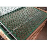 Best Model 2000 Shale Shaker Vibrating Screen , Mud Clean Solid Control Shaker Screen wholesale