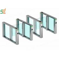 Best Fastlane Rs Swing Barrier Gate , High Security Barriers And Gates For Passages wholesale