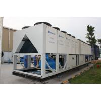Best Large Air Flow R134a 939.9 kw Air Cooled Water Chiller For Hvac Air conditioning System wholesale