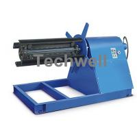 Best 6.3Mpa Cold Roll Forming Machine , Automatical Hydraulic Decoiler With 0-15m/min Forming Speed wholesale