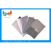 Best Silver Vacuum Metallized Paper Single Sided Coating , Gift Wrapping Application wholesale