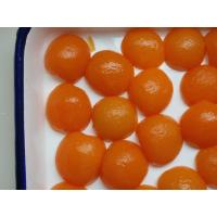 Best Health Canned Apricot Halves , Bulk Canned Food Natural Flavor And Taste wholesale