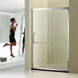 Best Easy Clean Sliding Door 6mm Glass Bathroom Shower Room Enclosure wholesale