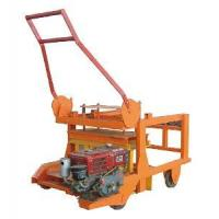 China Movable Concrete Block Machine With Diesel Engine (QMJ4-45) on sale