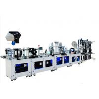 Best CE Standard N95 Mask Making Machine 9750*3500*2000mm Smooth Operation wholesale